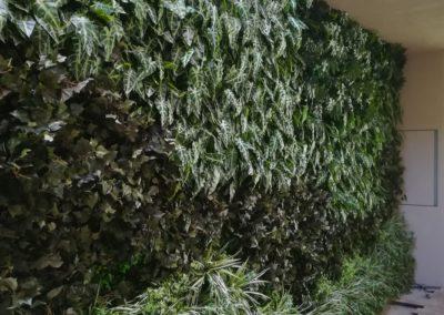 jardín vertical artificial original